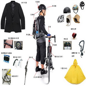 騎車裝備 Bicycle equipment